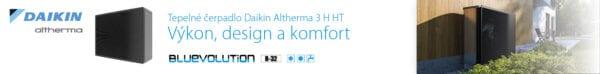 Podpisový banner - Daikin Altherma 3 H HT bílá