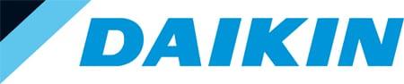 Daikin logo white