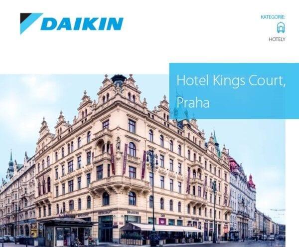 Hotel Kings Court, Praha