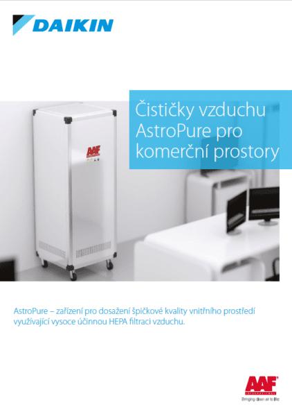 Čistička vzduchu Daikin AstroPure